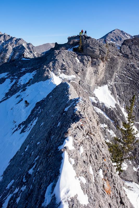 Scrambles - Porcupine Ridge - Jan 2021-8
