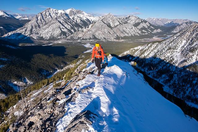 Scrambles - Porcupine Ridge - Jan 2021-2