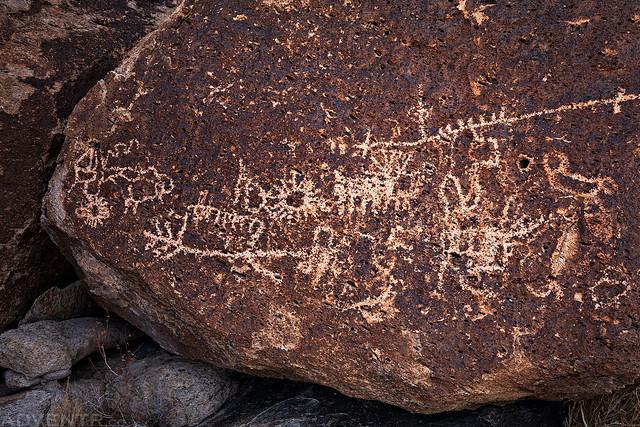 Crystal Wash Petroglyphs