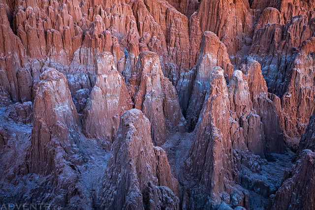 Cathedral Gorge Goblins