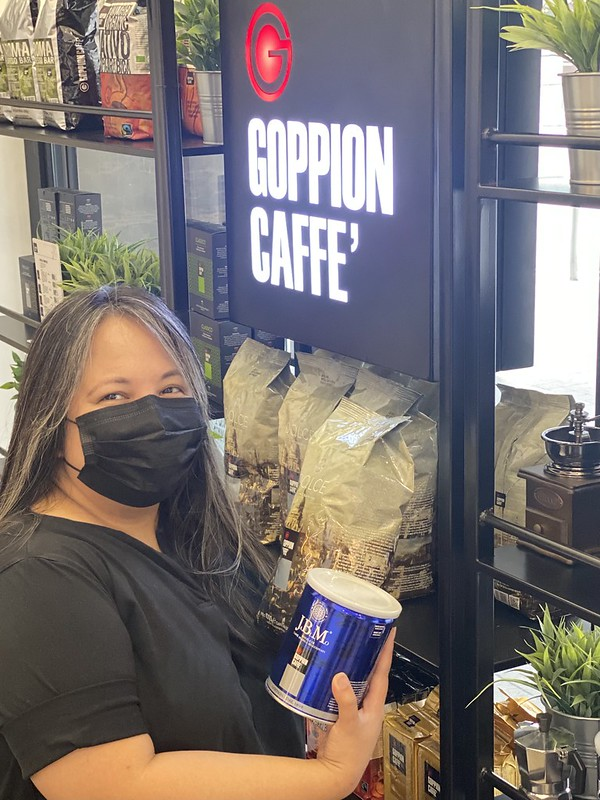 Goppion Caffe, Glorietta