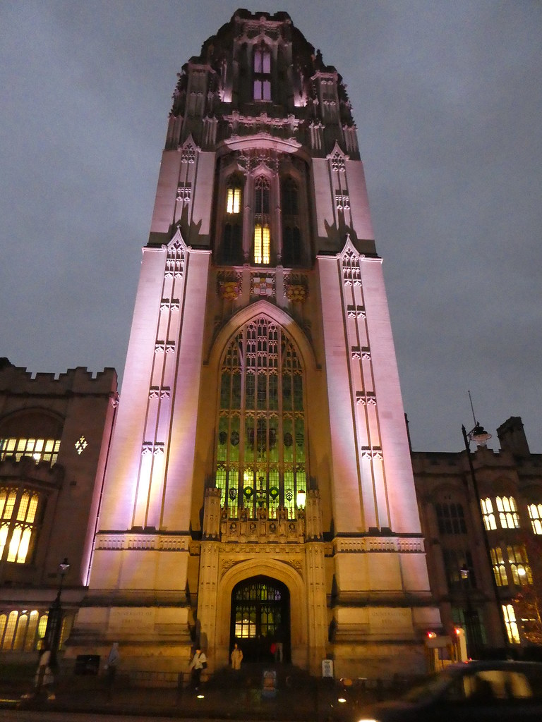 Will's Building, University of Bristol