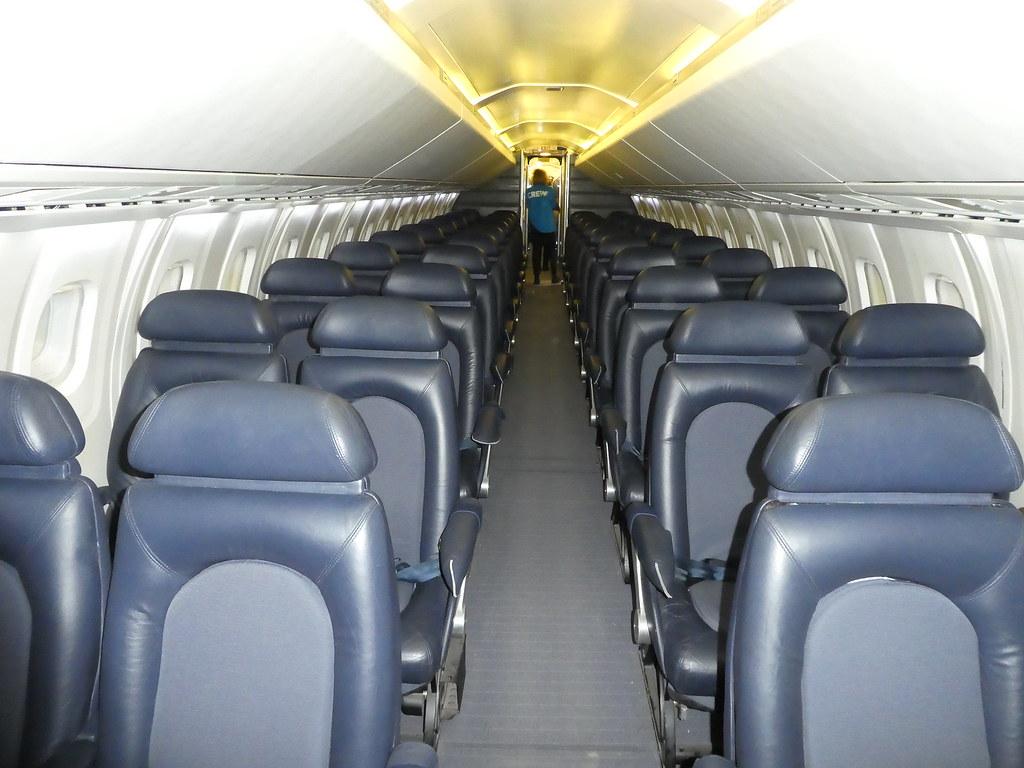 On board Concorde, Aerospace Bristol
