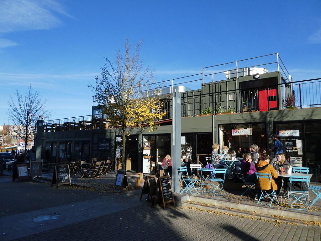 Wapping Wharf, Bristol