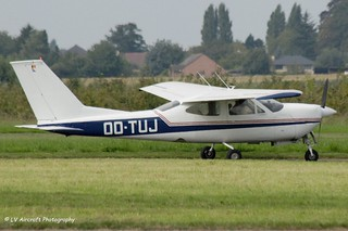 OO-TUJ_Cessna 177 Cardinal_Private_-