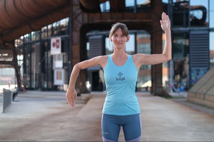Zdravé cvičení pro lyžaře (10): Bolí vás ramena? Zkontrolujte lopatky!