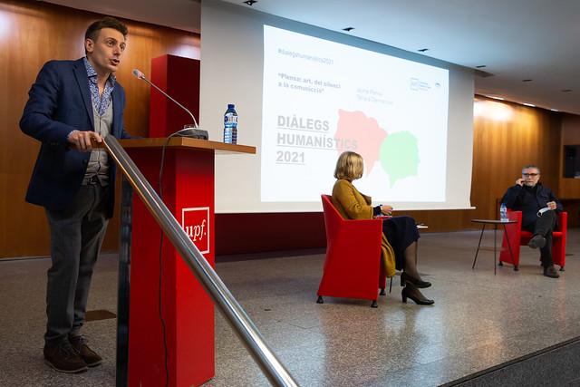 Jaume Plensa. Diàlegs humanístics UPF 2021