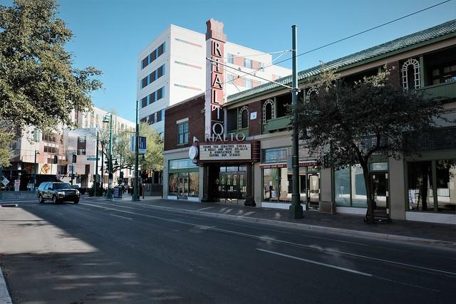 The Rialto; Tucson Arizona.