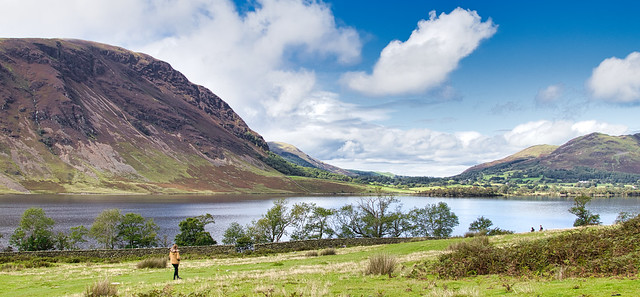 Pano Of Buttermere.