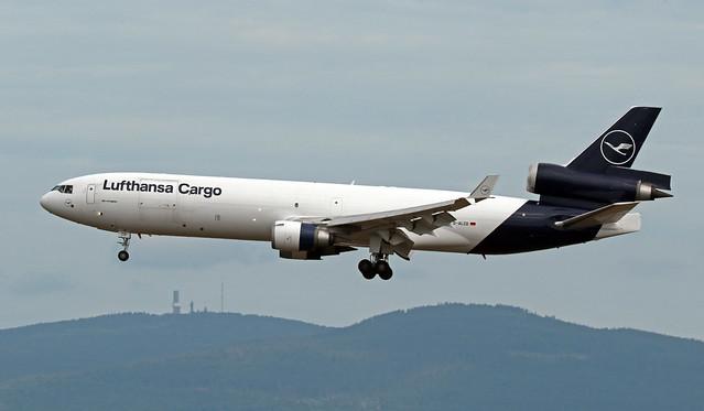 D-ALCD EDDF 04-07-2020 (Germany) Lufthansa Cargo McDonnell Douglas MD-11(F) CN 48784