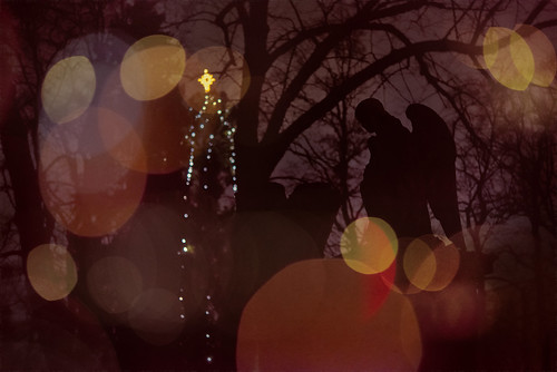 whatif imageediting composite collage photomontage angel light bubble headstone tree cemetery hietaniemi sandudd graveyard gravgård hautuumaa kalmisto hietaniemicemetery hietaniemenhautausmaa sanduddsbegravningsplats helsinki helsingfors finland suomi pekkanikrus skrubu pni