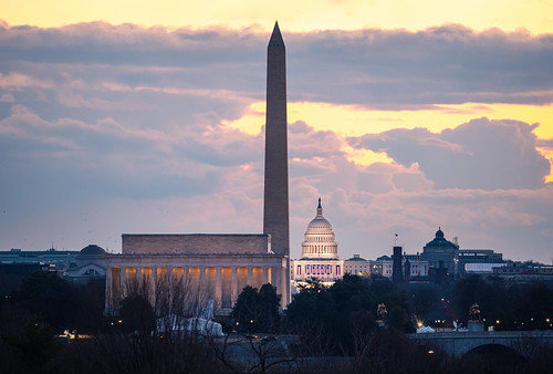 Inauguration Day Sunrise | by Geoff Livingston