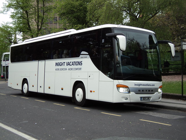 Mullany`s Coaches of Watford BD11LWK