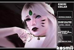 kosmii :: Kiniiri Collar