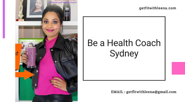 Be a Finest Health Coach in Sydney