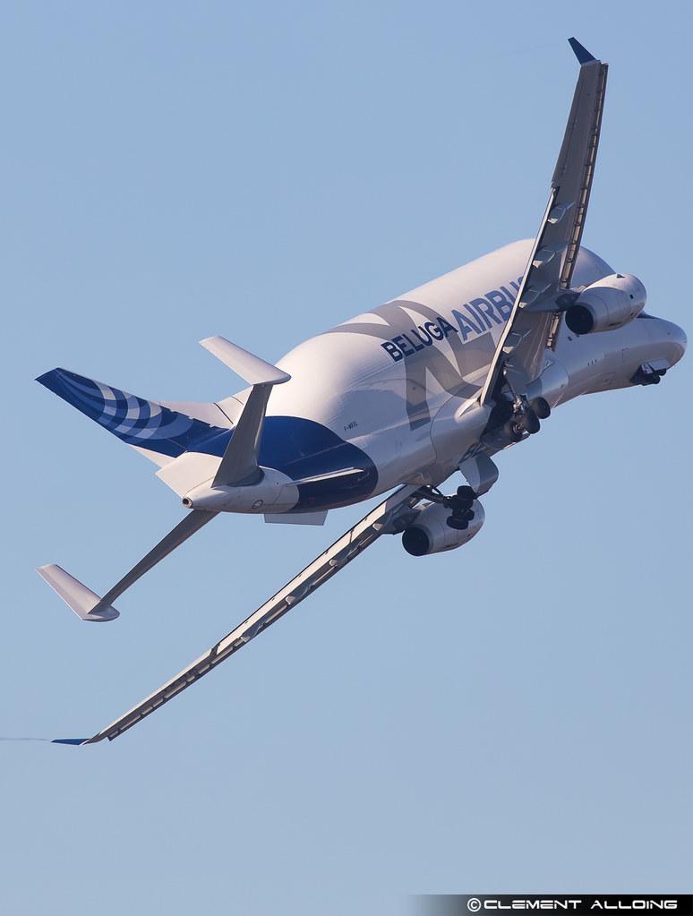Airbus Transport International Airbus A330-743L Beluga XL cn 1824 F-WBXL