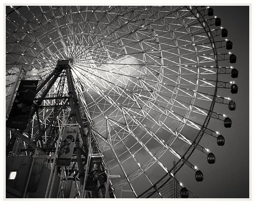Tempozan Ferries Wheel | by -Faisal Aljunied - !!