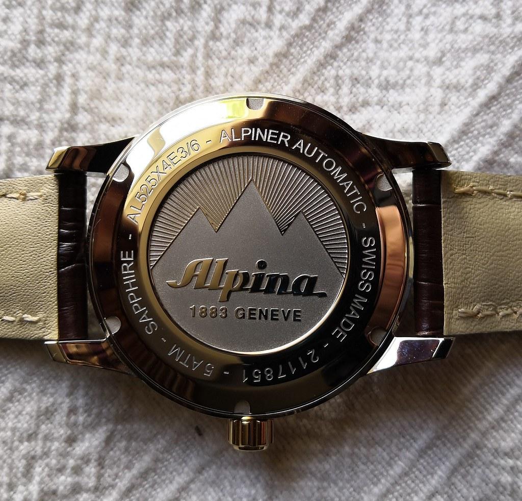 Alpina Alpiner AL-525S4E3 (Cal AL-525) (10)