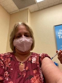 Merakey Begins to Get Vaccinated