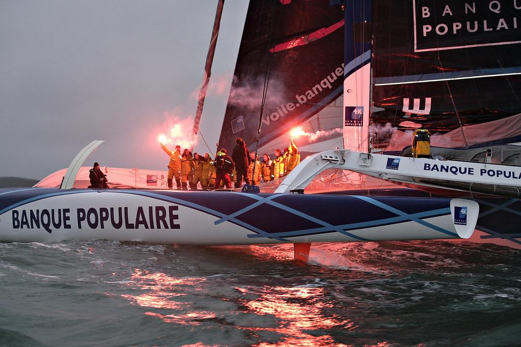 Trophée Jules Verne - 2011