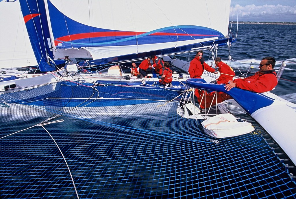 Les Grand Prix de Zeebrugge - 2001 Voile Banque Populaire