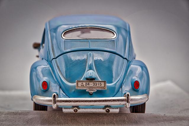 VW Beetle, runs and runs and runs and ......!