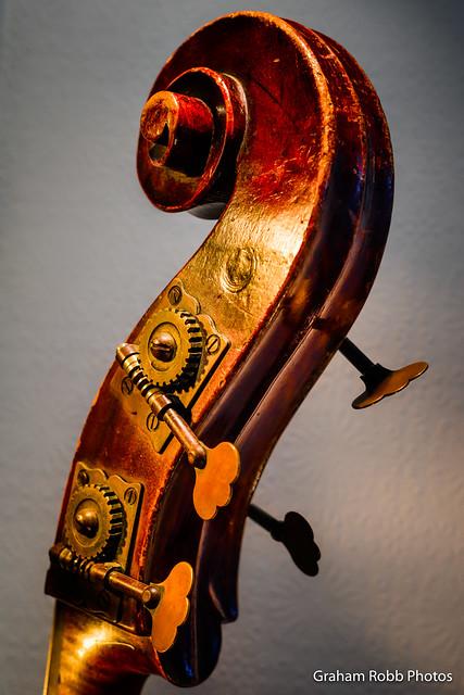 bass scroll - 50mm