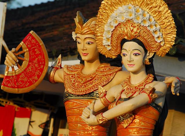 017 Indonesia Bali Dancers