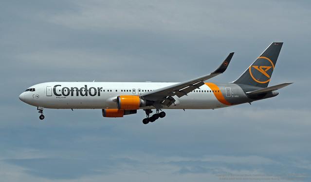 D-ABUL EDDF 04-07-2020 (Germany) Condor Boeing 767-31B(ER) CN 26259