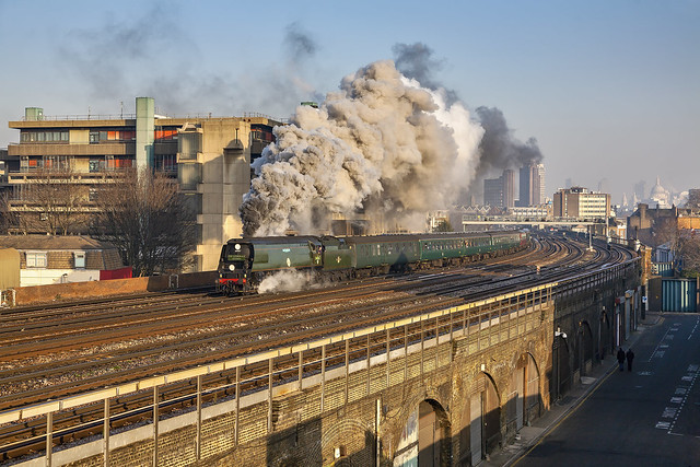 Capital steam