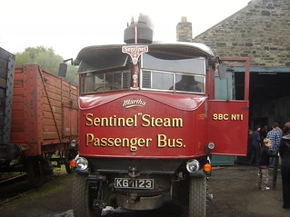 Lake District Steam Bus Company - SBC No.1 - KG1123 - UK-Independents20099914