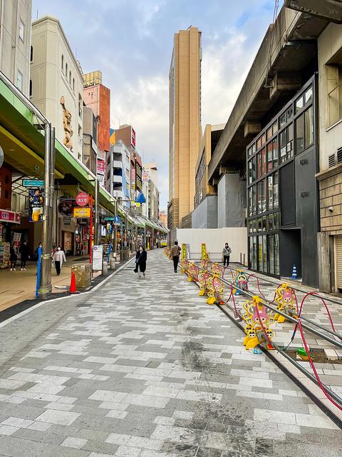 Sankita Street(サンキタ通り)