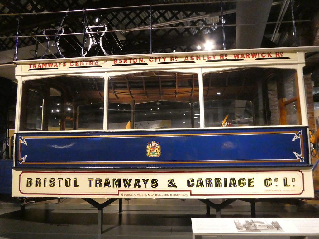 Bristol Tramways Carriage, Aerospace Bristol