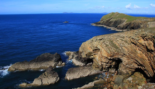Headland coastal view at Martin's Haven 290920 (5)