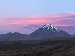 Tongariro, El Señor de los Anillos