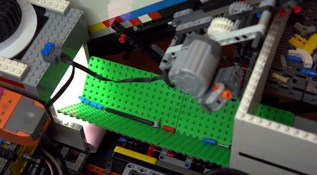 machine a trier les LEGO