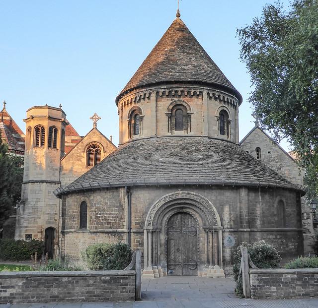 The Round Church Cambridge