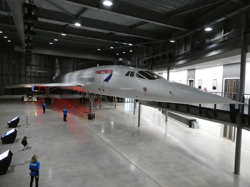 Concorde, Aerospace Bristol