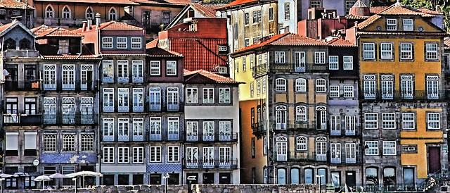 Porto  - Ribeira quarter