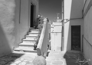 Stairs in Otranto