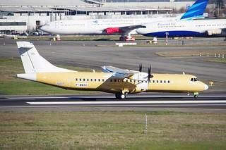 ATR-72 F-WWEC MSN1657. Circuits.