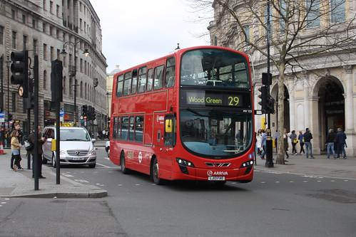 Arriva London HV123 LJ13FAO