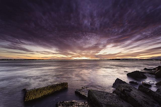 Sunset OC Inlet