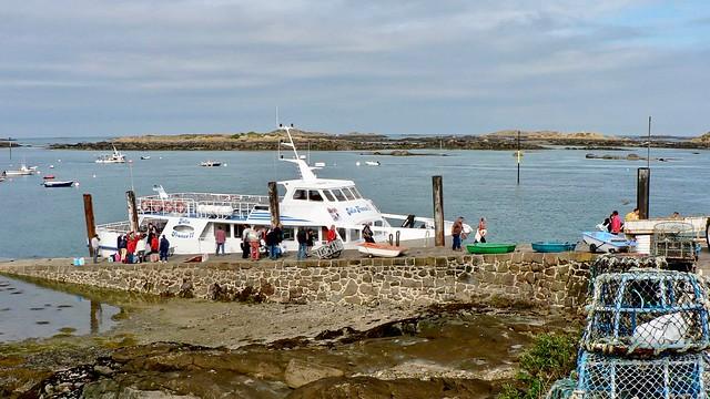 Port de Chausey