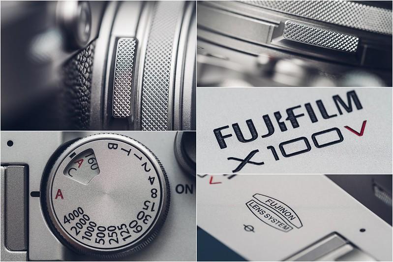 X100V|FUJIFILM