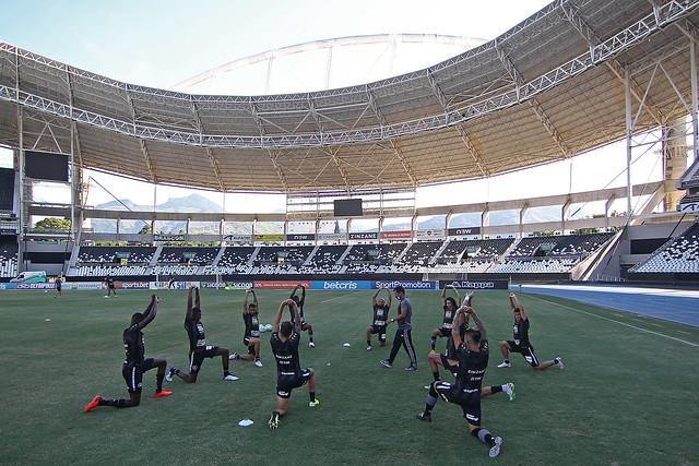 Botafogo x Atlético GO - 20/01/2021