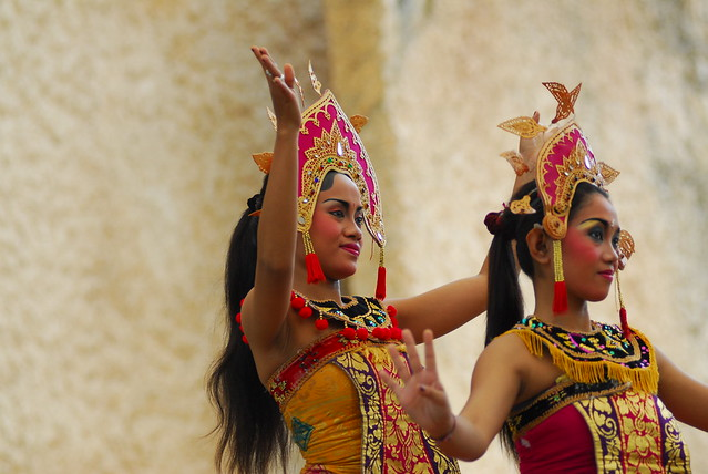 037 Indonesia Bali Dancers