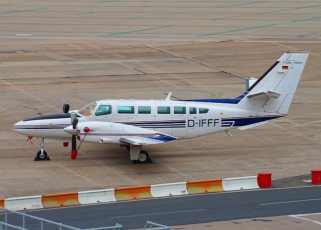 D-IFFF Reims Cessna F406 Caravan II