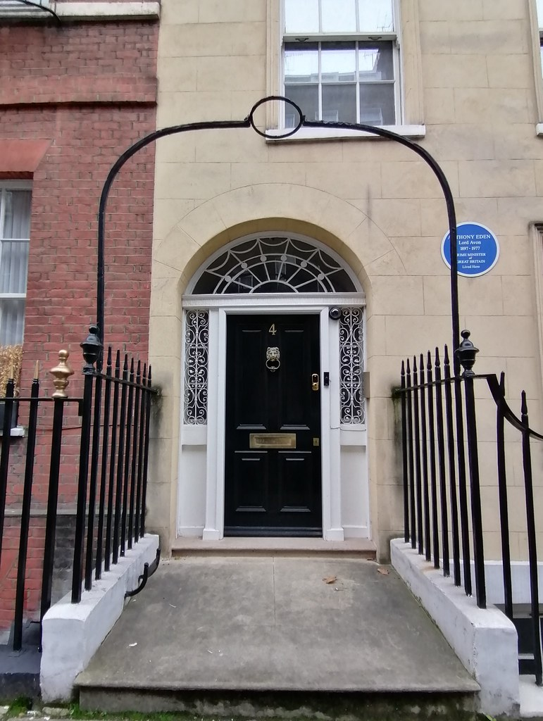 4 Chesterfield Street Mayfair London (November 2019) (The Polite Tourist)