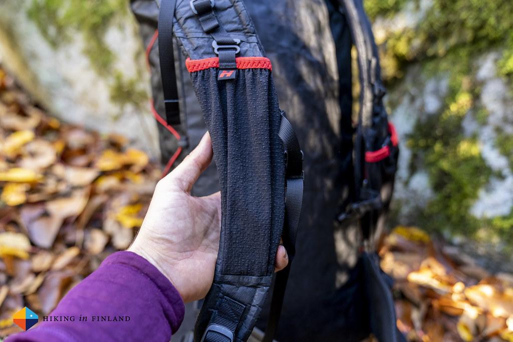 HUCKEPACKS Phoenix 2.0 Shoulder Pocket